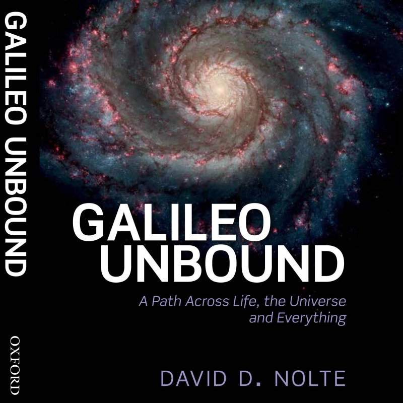 Galileo Unbound | The Physics and History of Dynamics